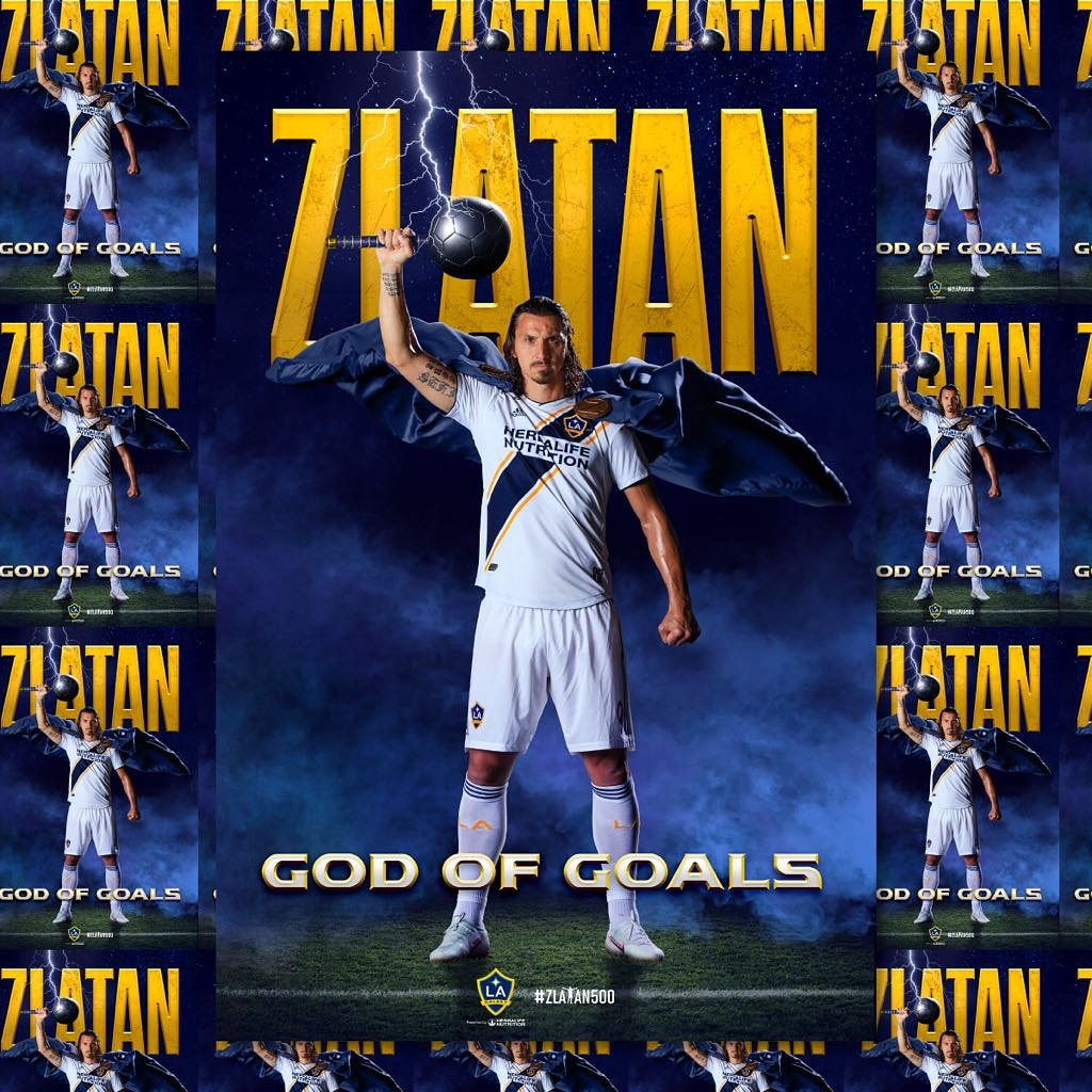 Video Zlatan Ibrahimovic Scores Stunning Roundhouse Kick To Bring Up 500 Career Goals Neo Prime Sport