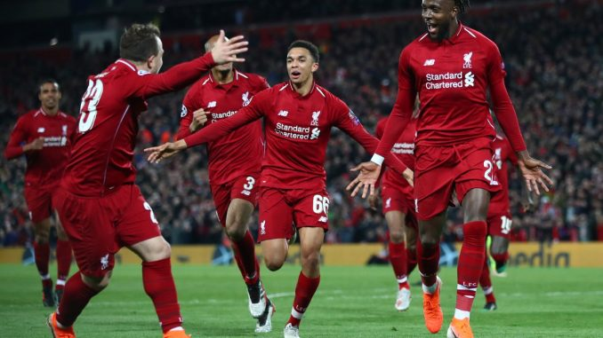 UEFA Champions League: Liverpool's victory hailed as the 'Miracle of Anfield'