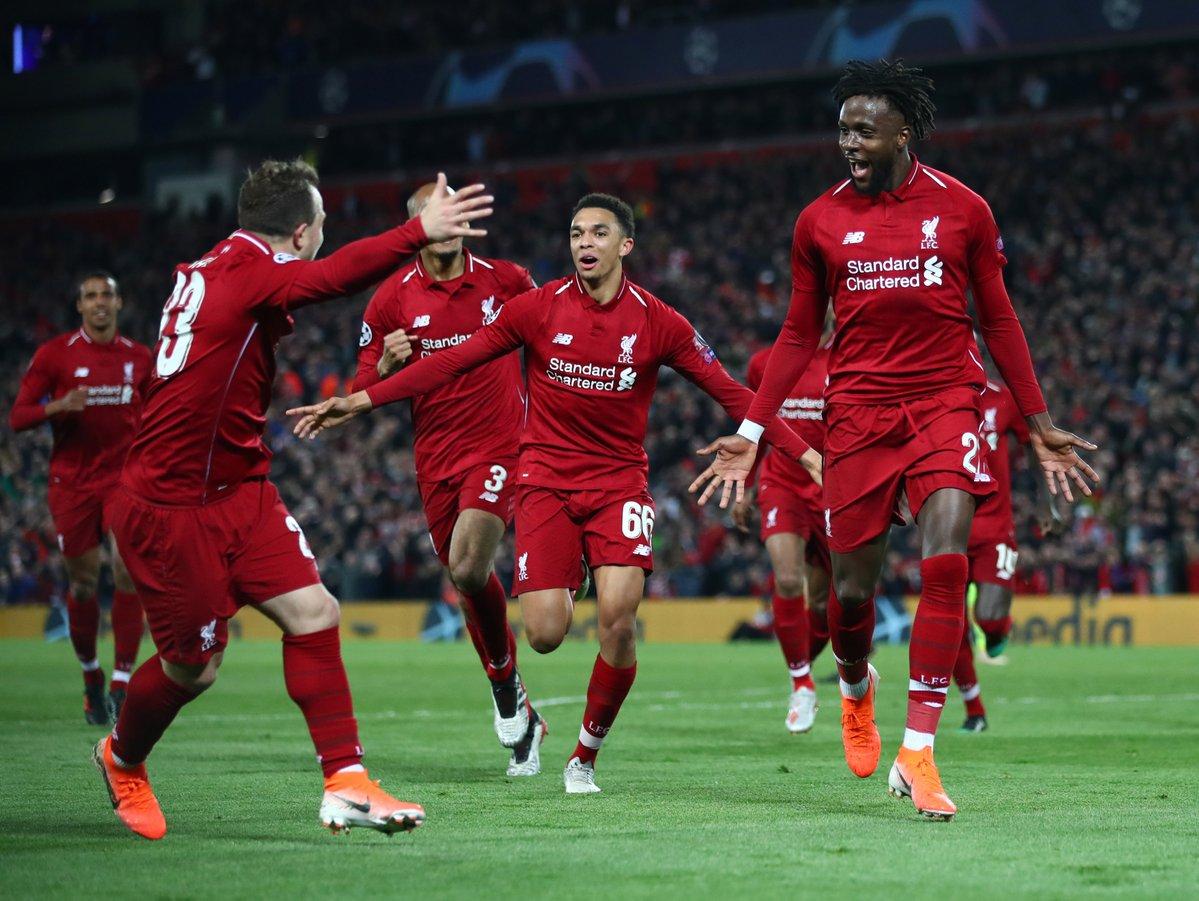 Fc Barcelona Liverpool